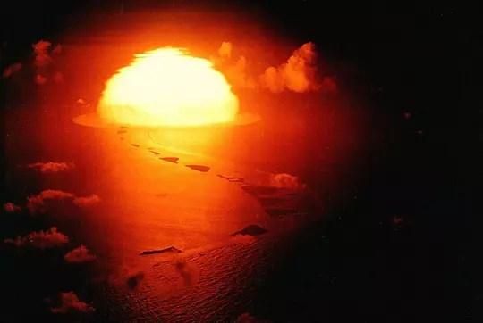 la bombe thermonucléaire