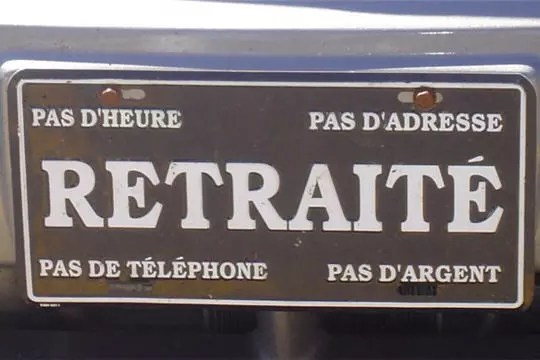 French satiric take on Sarkozy's plans to cut pensions