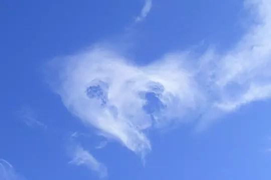 au coeur du nuage