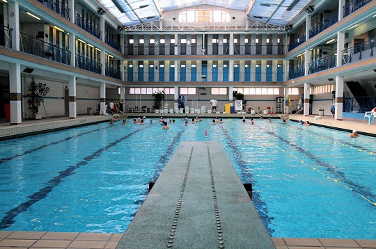 Piscine Pontoise  Paris 5e arrondissement 75005  Horaire Tarifs Photos Piscines