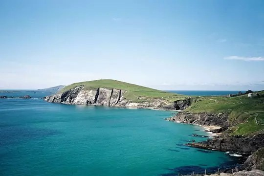les côtes irlandaises