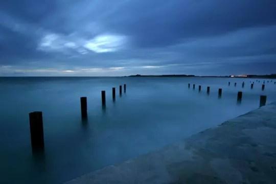 horizon lointain
