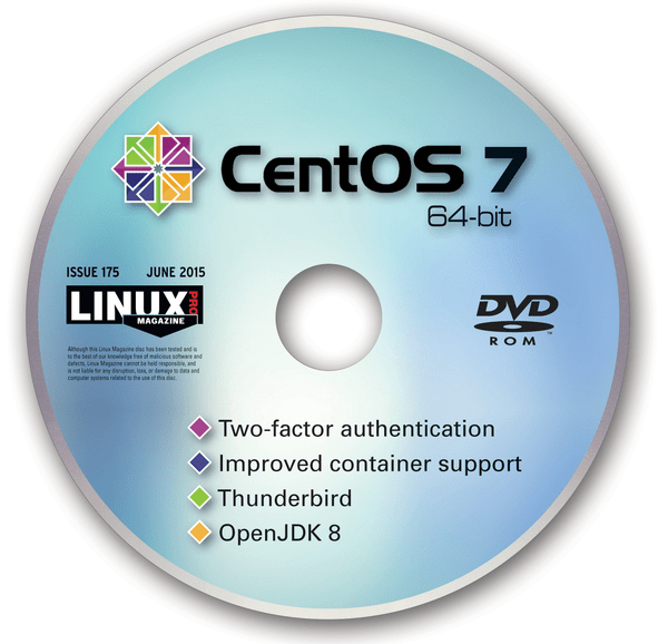 On the DVD  Linux Magazine