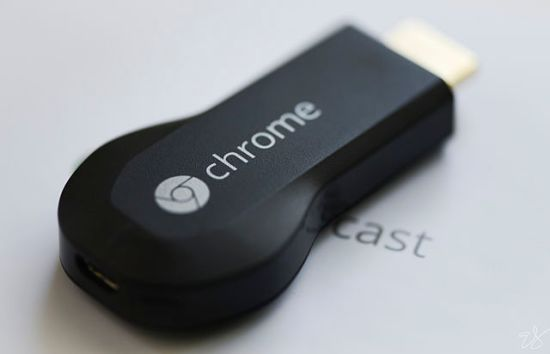 Chromecast dongle