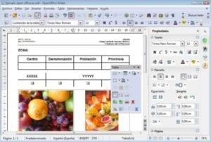 Writer na OpenOffice