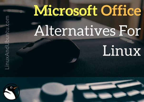 5 microsoft alternatives for linux