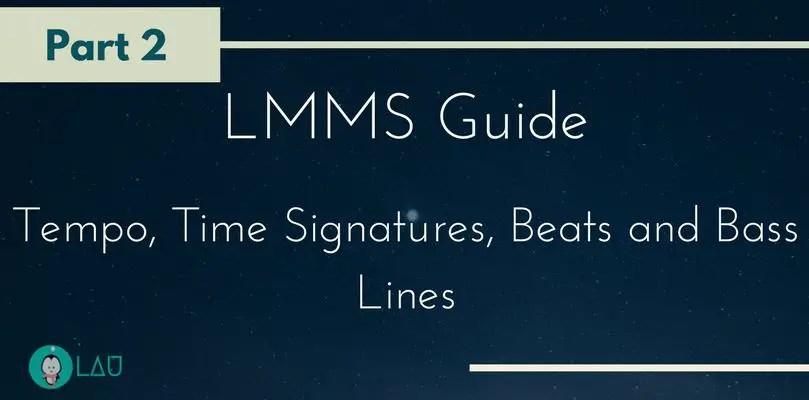 lmms tempo guide