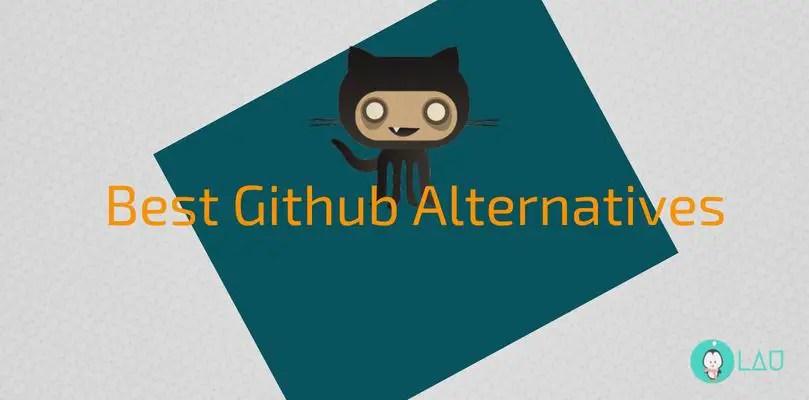 5 Github Alternatives