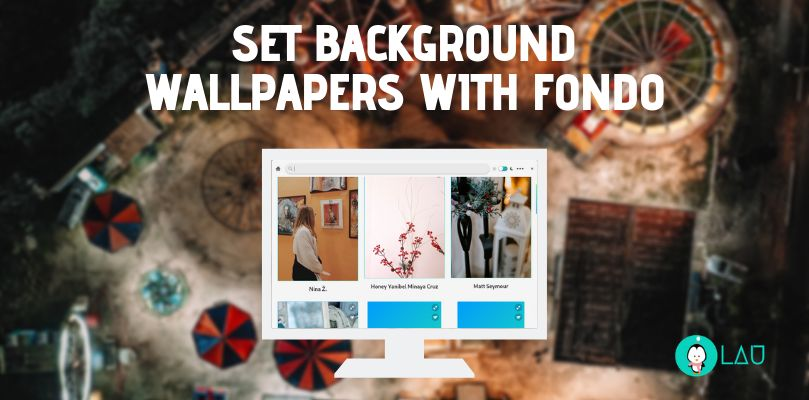 Set Background Wallpapers In Linux With Fondo