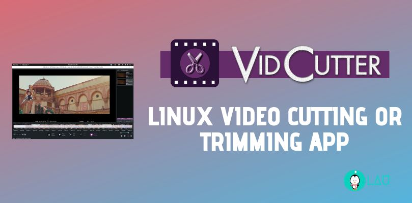 vidcutter video editor linux