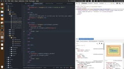 Atom IDE inspect element feature