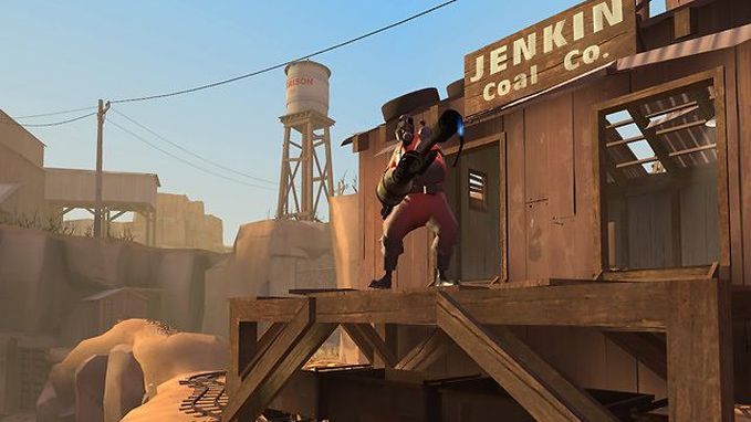 Team Fortress 2 play on Linux