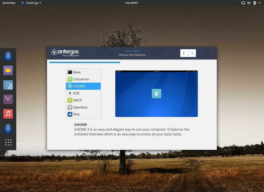 A Quick Review Of Antergos Arch Based Linux Distro ...
