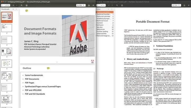 best linux pdf editors