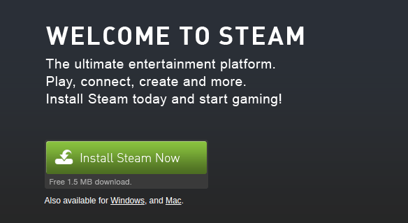 Install Steam In Ubuntu/Linux Mint And Play Amazing Games On Linux