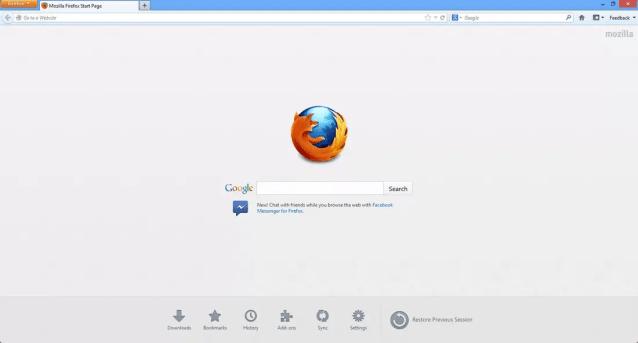 firefox open source browser