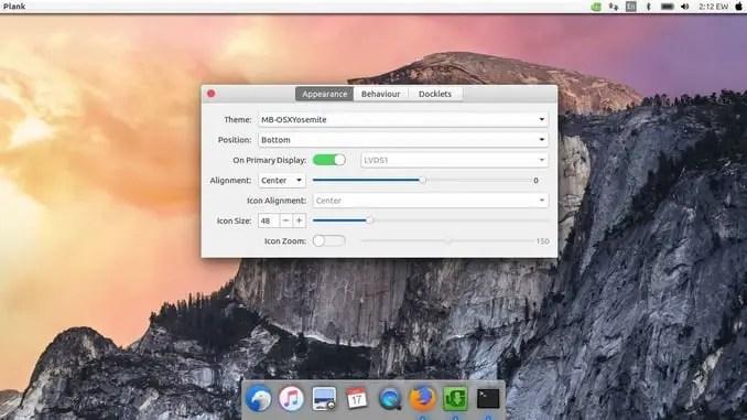 install plank dock in ubuntu