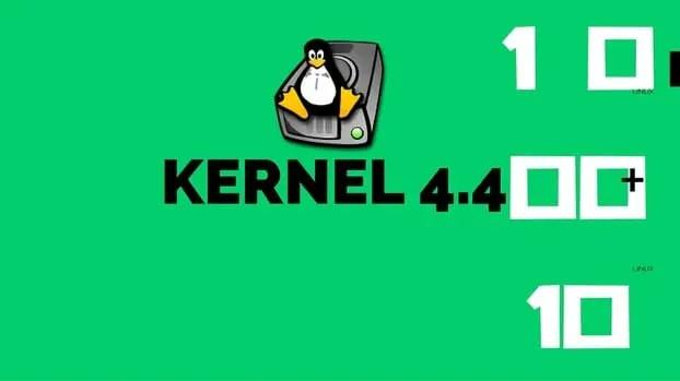 kernel 4.4