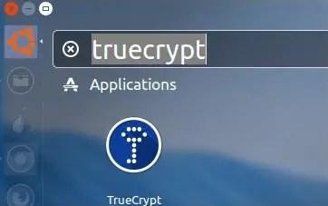 launch truecrypt in ubuntu linux