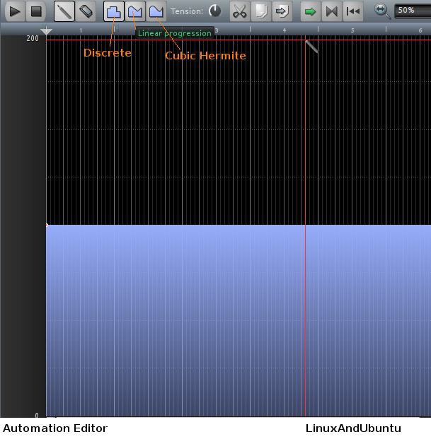 lmms automation editor