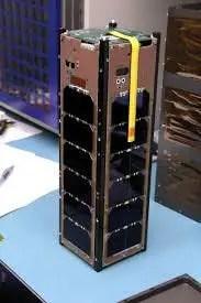 raspberry pi satellite