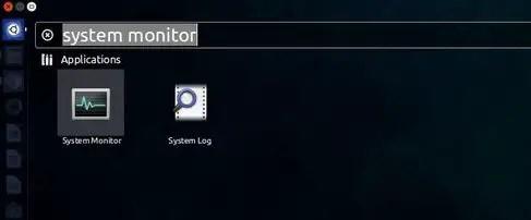 system monitor to enable hibernate