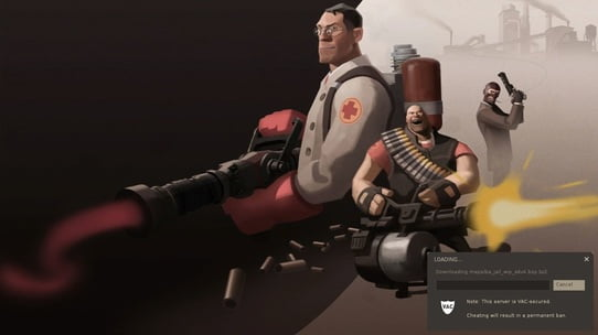 team fortress 2 on linux mint 18