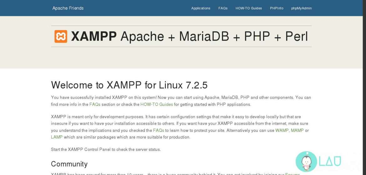 How To Download & Install XAMPP On Linux - LinuxAndUbuntu