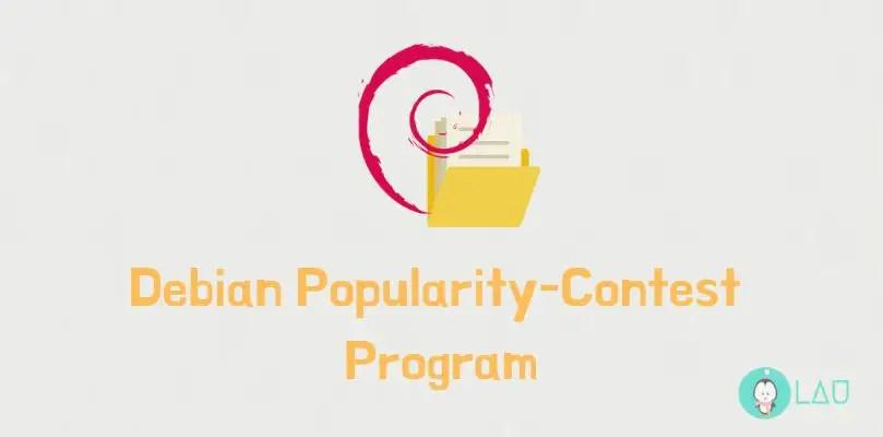 Debian Popularity Contest Program