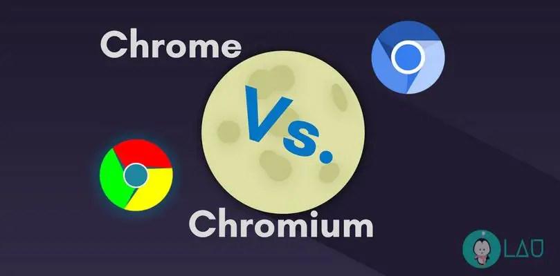 Google Chrome Vs. Chromium