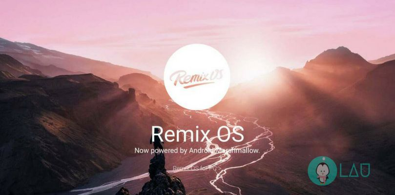 Setup Dual Boot With Remix OS With GRUB Customizer