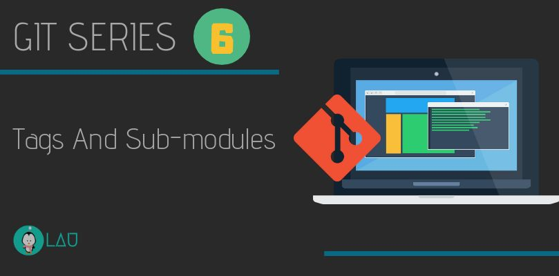 Tags And Sub modules Git Series Part 6