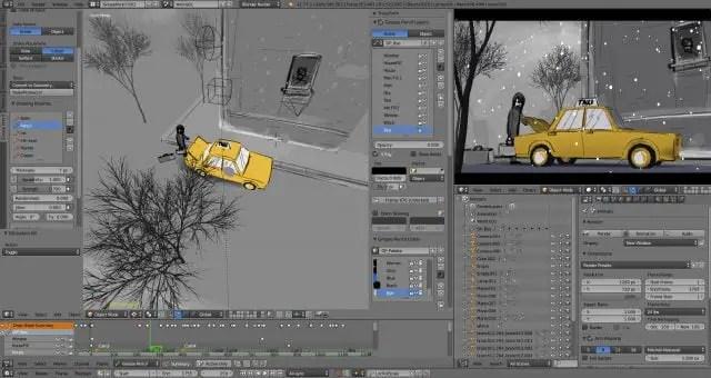 blender create 3d models