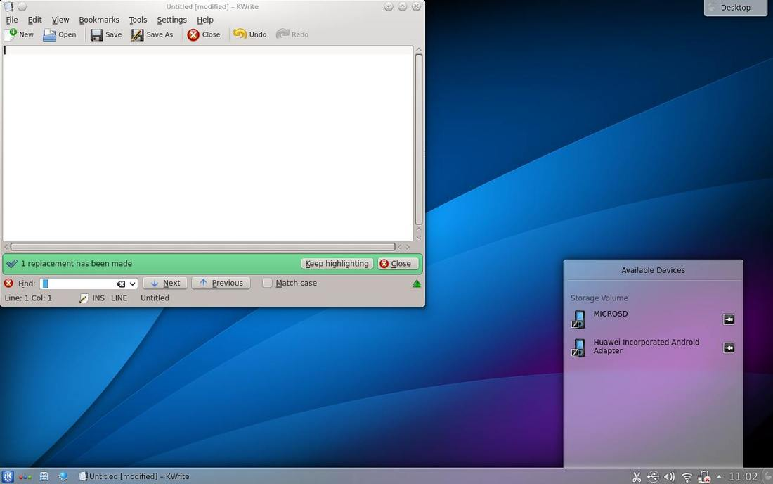 debian kde linux distribution
