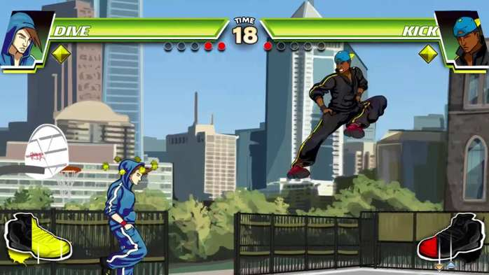 divekick game for linux