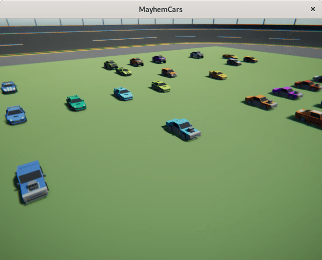 mayhemcars car collection