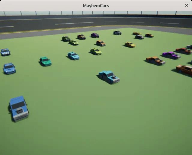 mayhemcars car collection