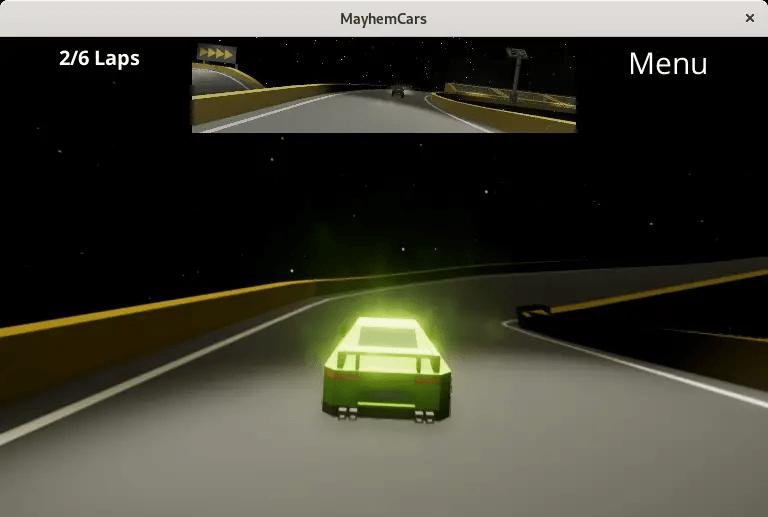mayhemcas night race