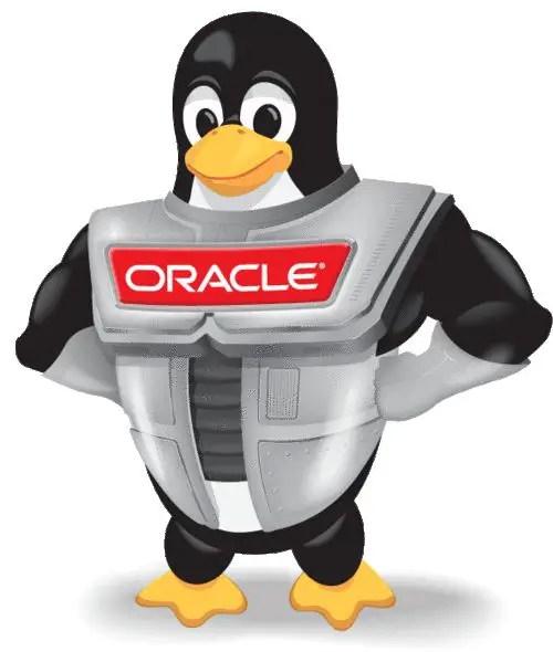 oracle linux distro