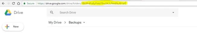 rclone permission secret key