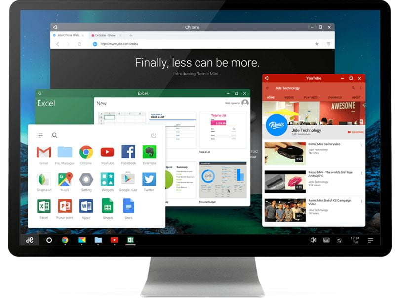 remix os a distro for android lovers