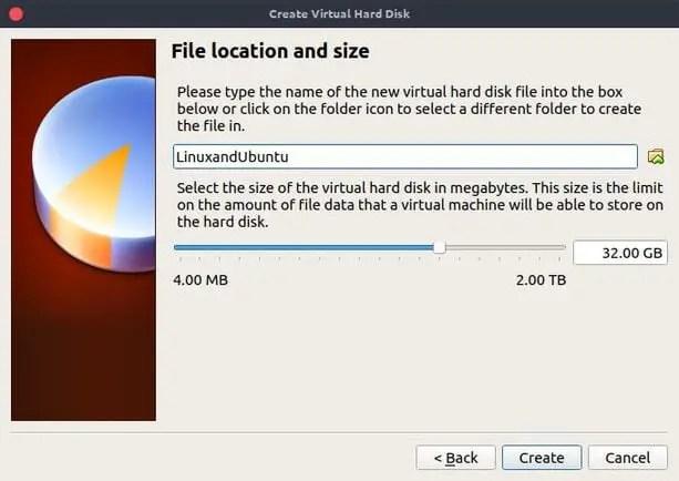 virtualbox windows 10 iso location