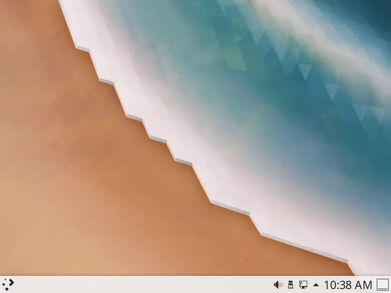 Obarun KDE desktop