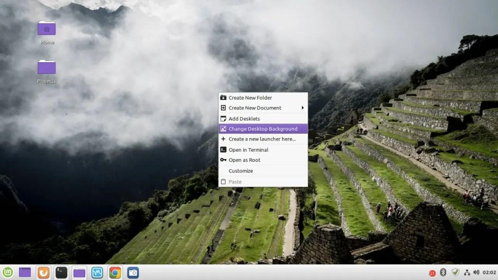 Linux Mint create firefox launcher