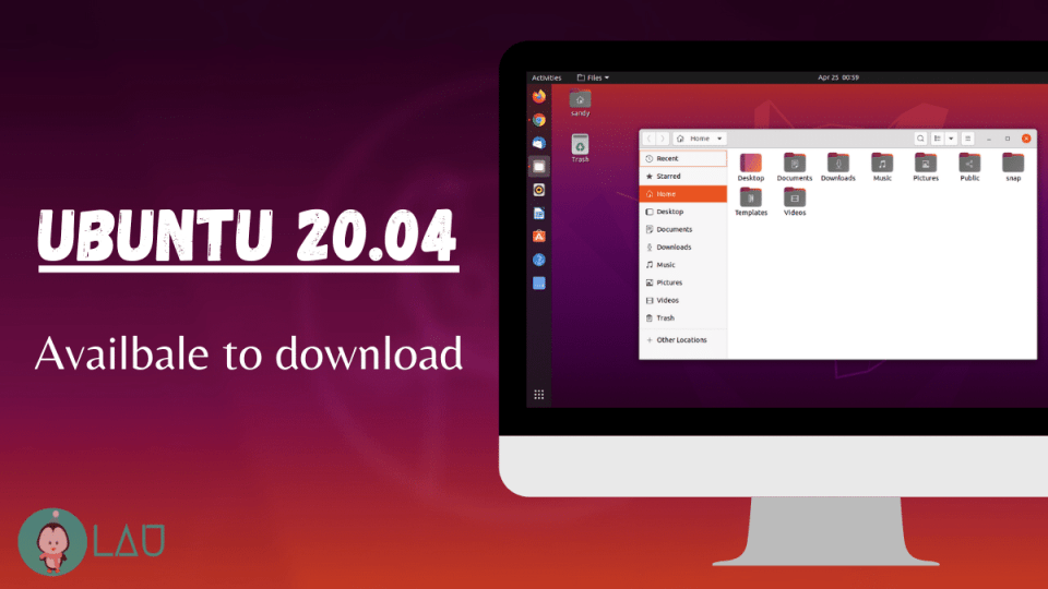 Ubuntu 20.04 available to download