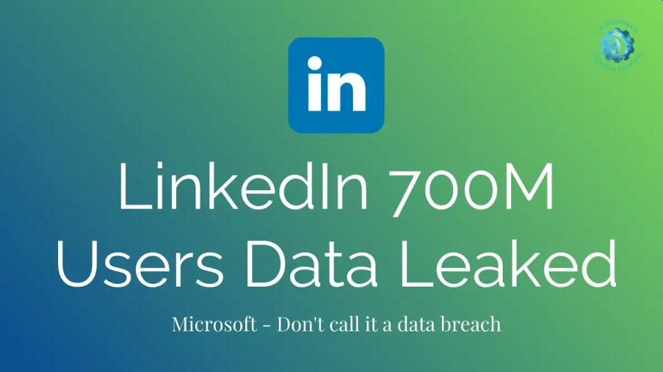 LinkedIns Million Users Data Is Available On Sale