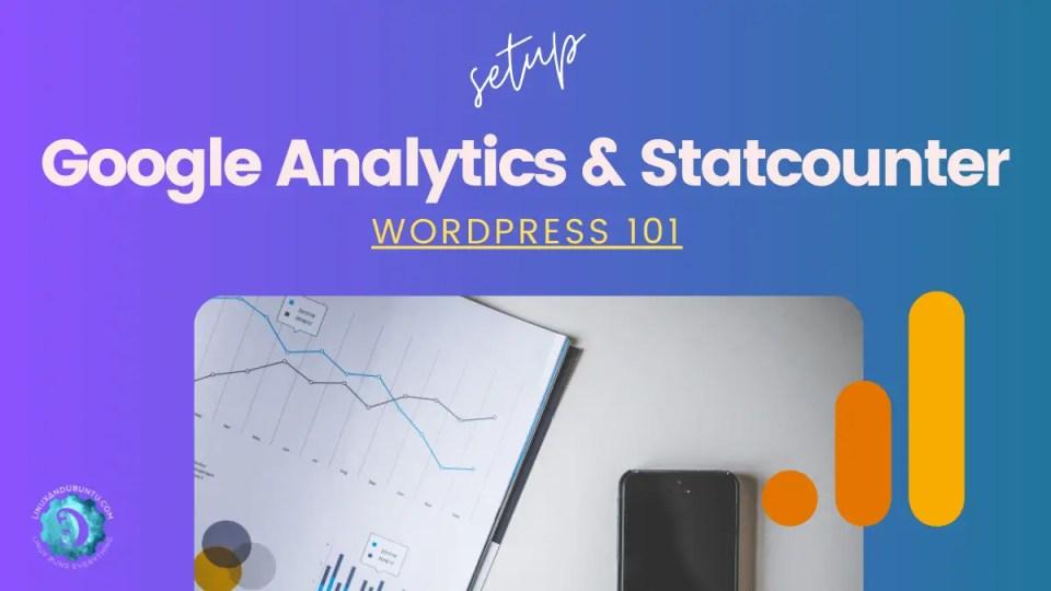Google Analytics Statcounter