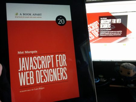Javascript For Web Designers by Mat Marquis