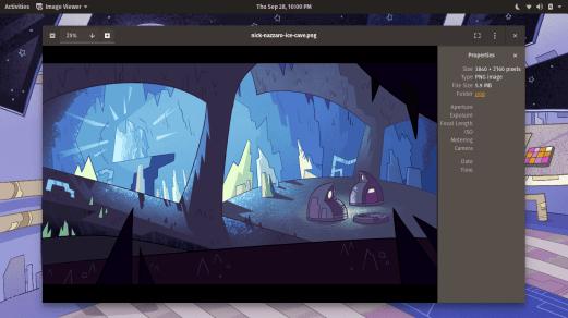 Ice Cave Wallpaper