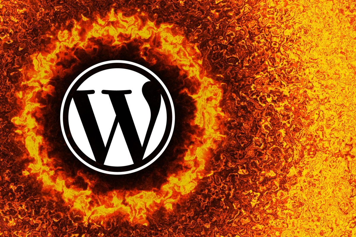 A tale of WordPress conflicts
